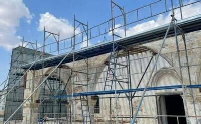 Шесть храмов на оккупированных территориях спасут от разрушения