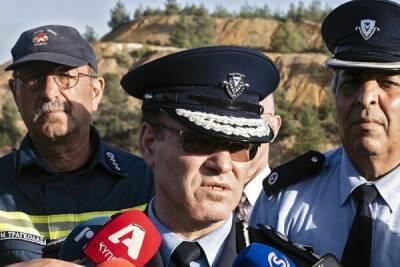 Из-за возможной связи с контрабандой оружия в аэропорту Пафоса взят под охрану полиции самолет