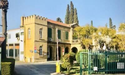 Здание Минсельхоза как памятник архитектуры