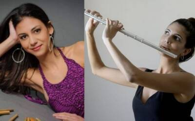 Флейта, маримба и ударные: необычный концерт в Никосии
