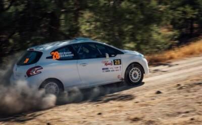 Скорость и адреналин: как прошло Кипрское ралли