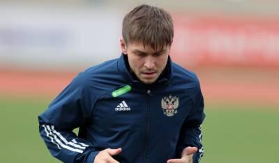 Жемалетдинов удвоил счет в матче Россия — Кипр