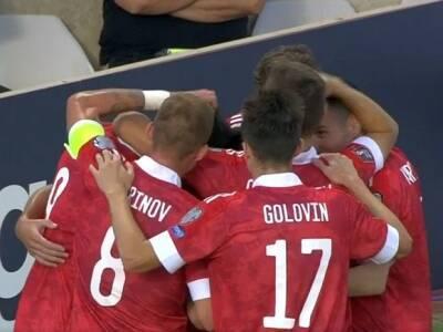 Сборная России по футболу в отборе ЧМ-2022 обыграла Кипр, забив ему меньше мальтийцев