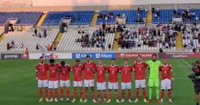 Сборная России обыграла Кипр в матче отборочного раунда ЧМ-2022