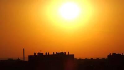 На Кипре поставлен новый рекорд средней дневной температуры этим летом