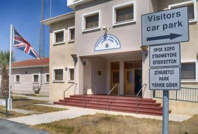 На Кипре погиб молодой британский солдат