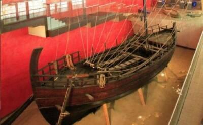 Легендарный корабль Керинии и его копии