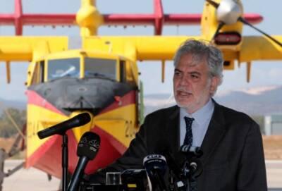 Бывший кипрский еврокомиссар по кризисным ситуациям стал министром гражданской защиты в Греции