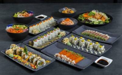45 оригинальных блюд в обновленном меню Akashi Sushi Delivered