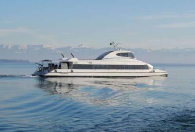 Из Пафоса в Лачи — на морском такси?!