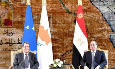 Египет и Кипр продолжат сдерживание Турции