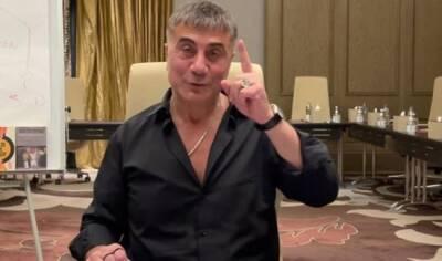 Турецкий мафиозо Седат Пекер посетит Сирию, Армению, Грецию и Кипр