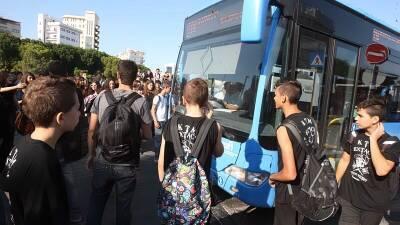 Школьнице из Лимассола выдали годовой проездной билет на автобус